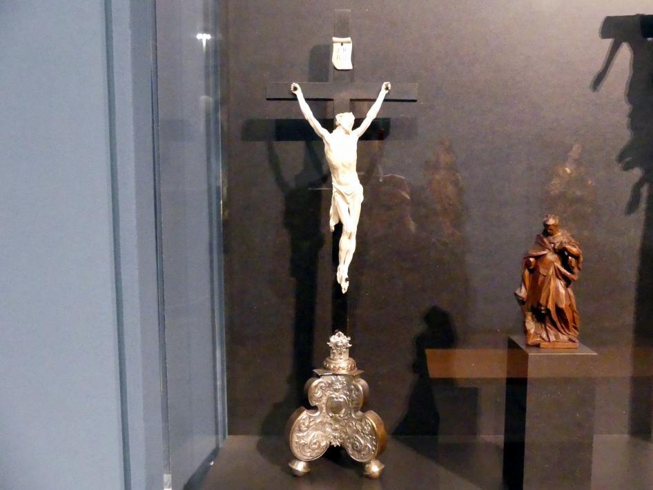 Johann Michael Düchert: Kruzifix, 1756