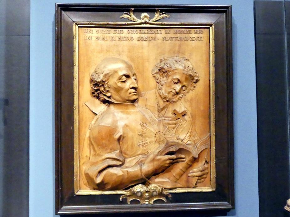 Paul Egell: Die heiligen Ignatius von Loyola und Franz Xaver, 1744