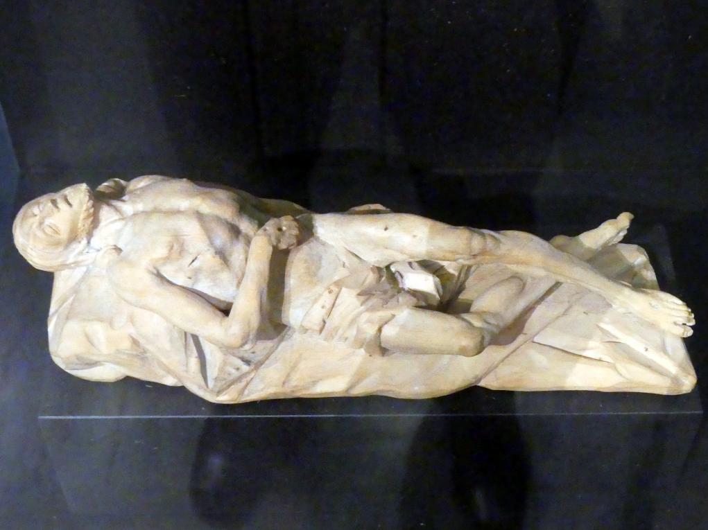 Ignaz Günther: Toter Christus von einer Grablege, 1761 - 1762
