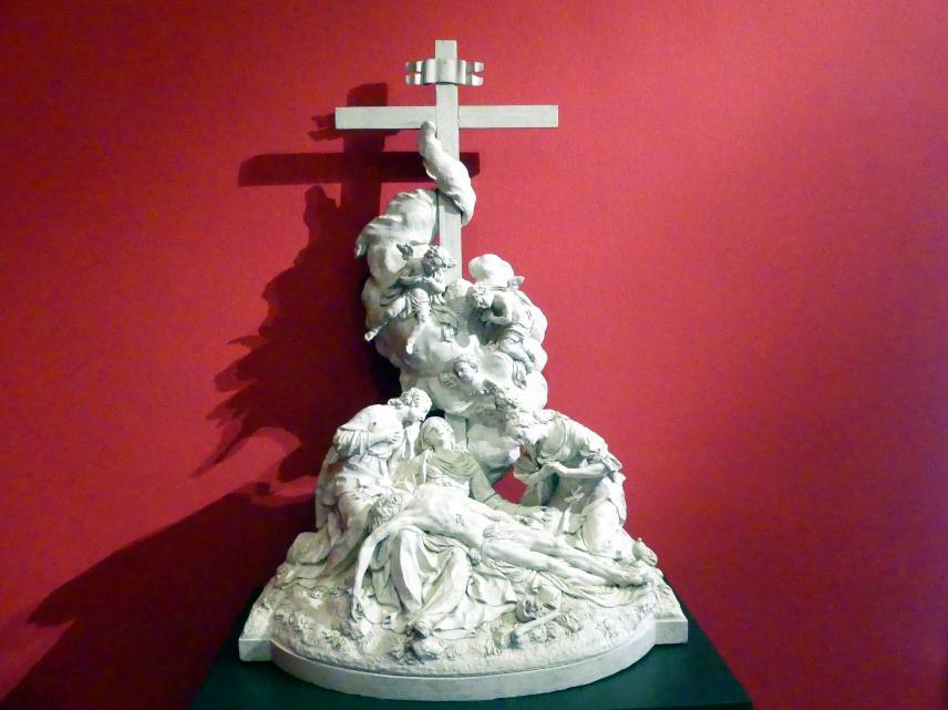 Fidelis Sporer: Beweinung unter dem Kreuz, um 1770