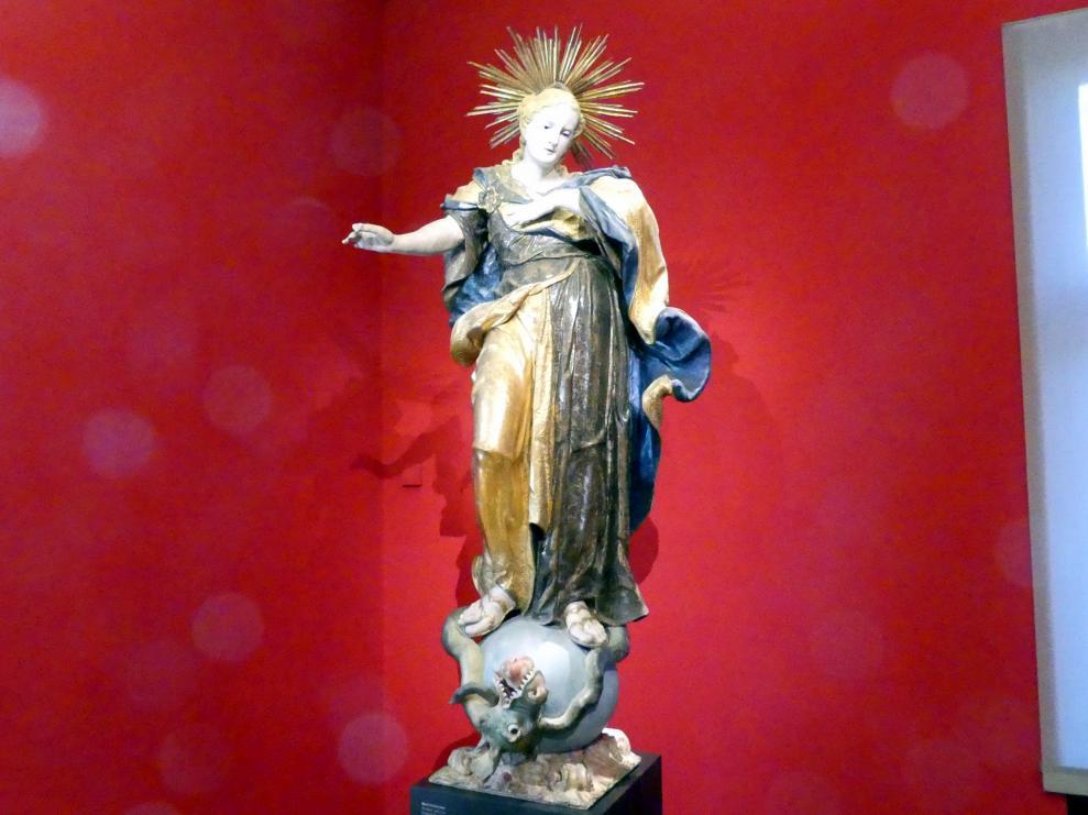 Maria Immaculata, um 1770