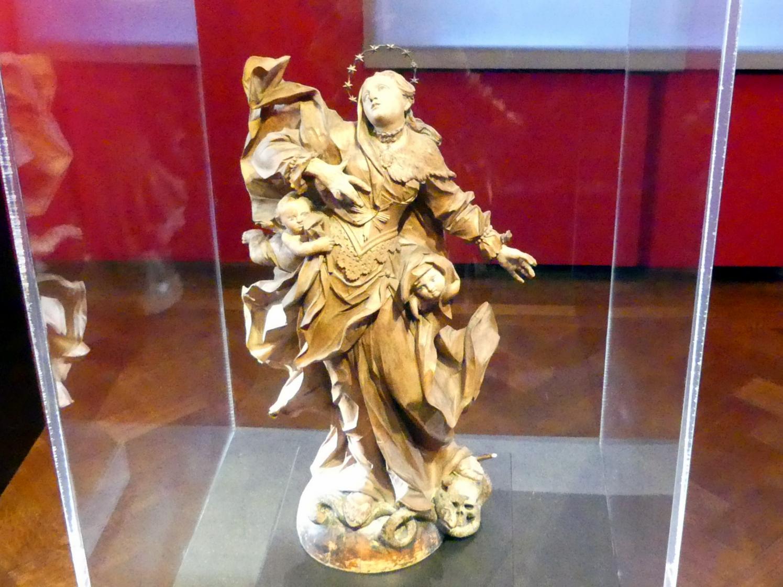 Johann Joseph Kessler: Maria Immaculata, um 1749