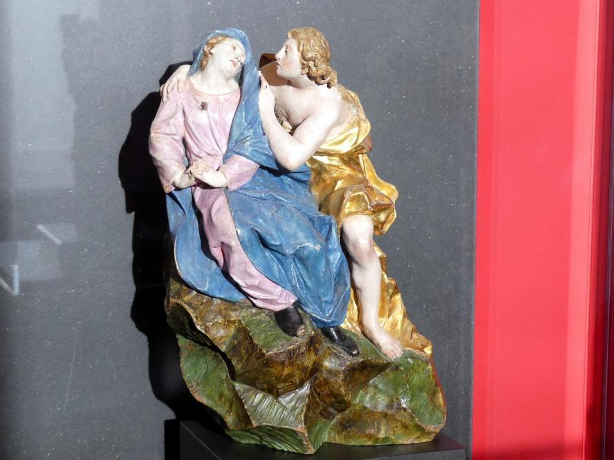 Josef (Thaddäus) Stammel: Mariae Ohnmacht, um 1726 - 1730