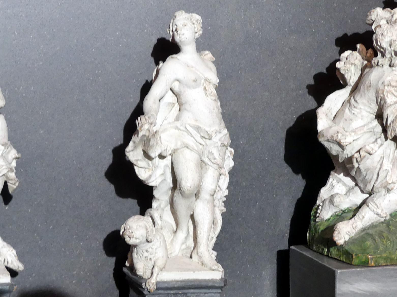 Ferdinand Tietz (Ferdinand Dietz): Diana, Um 1750