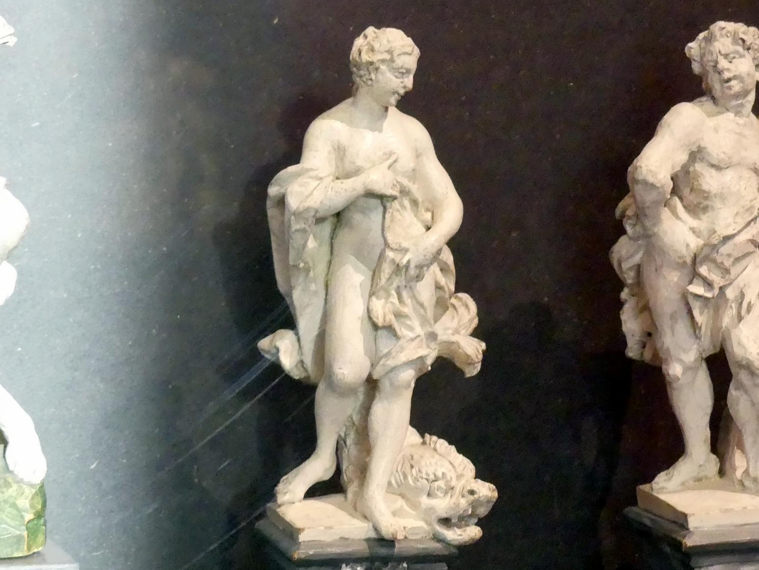 Ferdinand Tietz (Ferdinand Dietz): Galathea oder Amphitrite, Um 1750