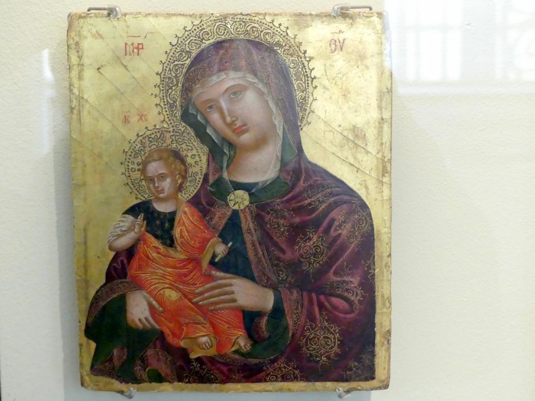 Gottesmutter Madre della Consolazione, um 1500