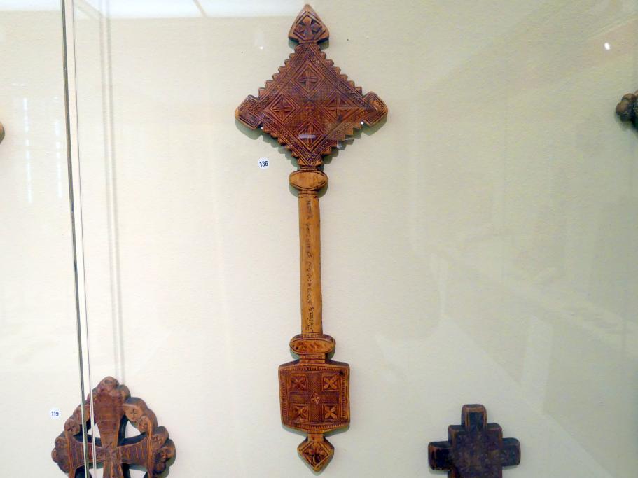 Handkreuz, um 1600 - 1800