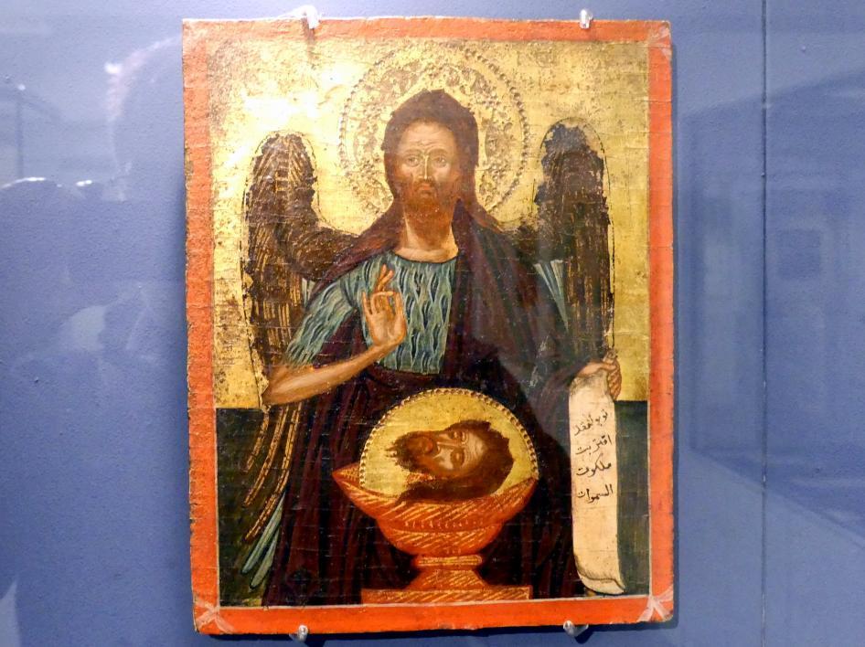 Johannes der Täufer, 19. Jhd.