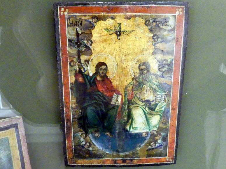 Heilige Dreifaltigkeit nach dem Neuen Testament, 2. Hälfte 19. Jhd.