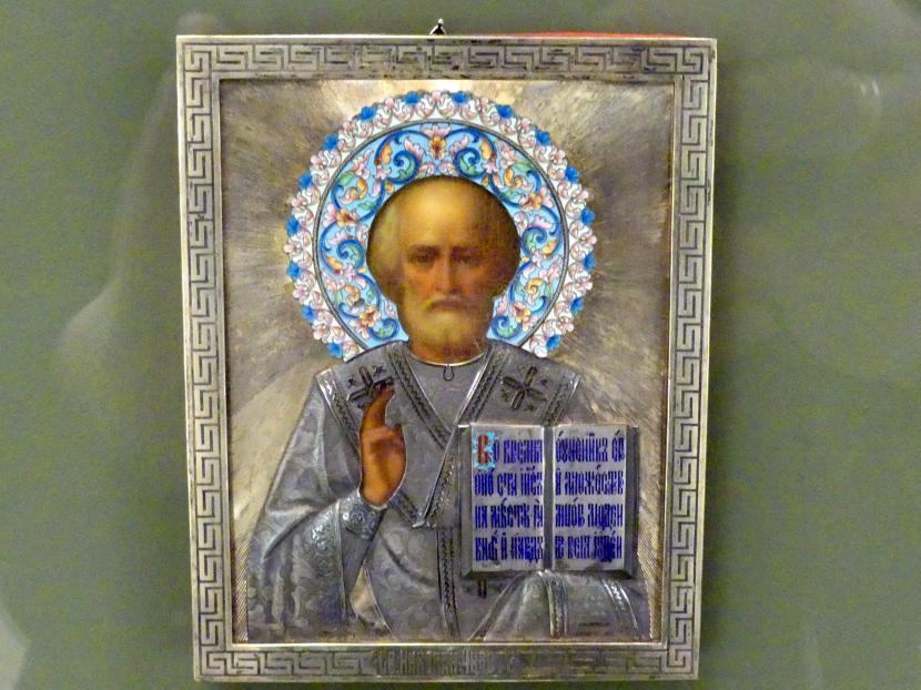Heiliger Nikolaus, um 1908 - 1917