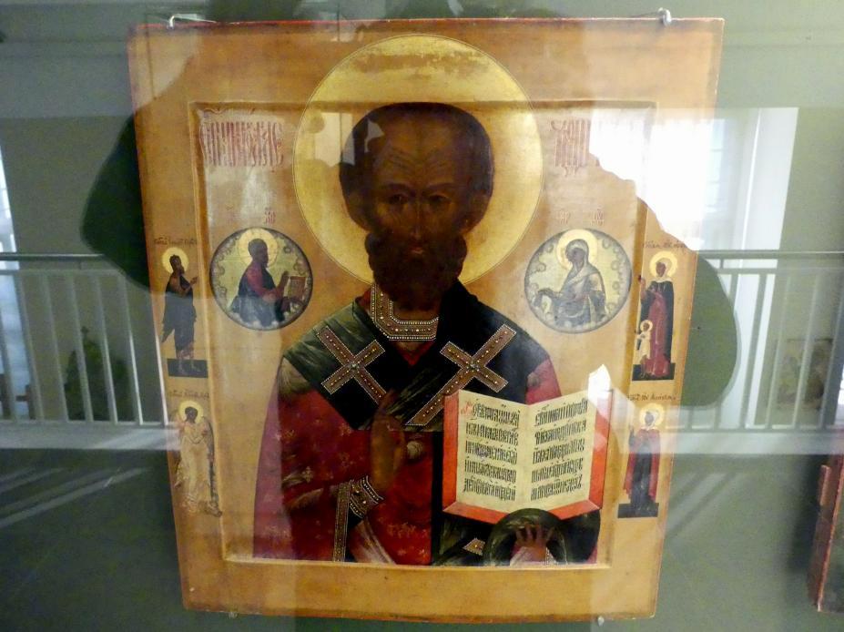 Heiliger Nikolaus Bischof von Myra, Ende 19. Jhd.