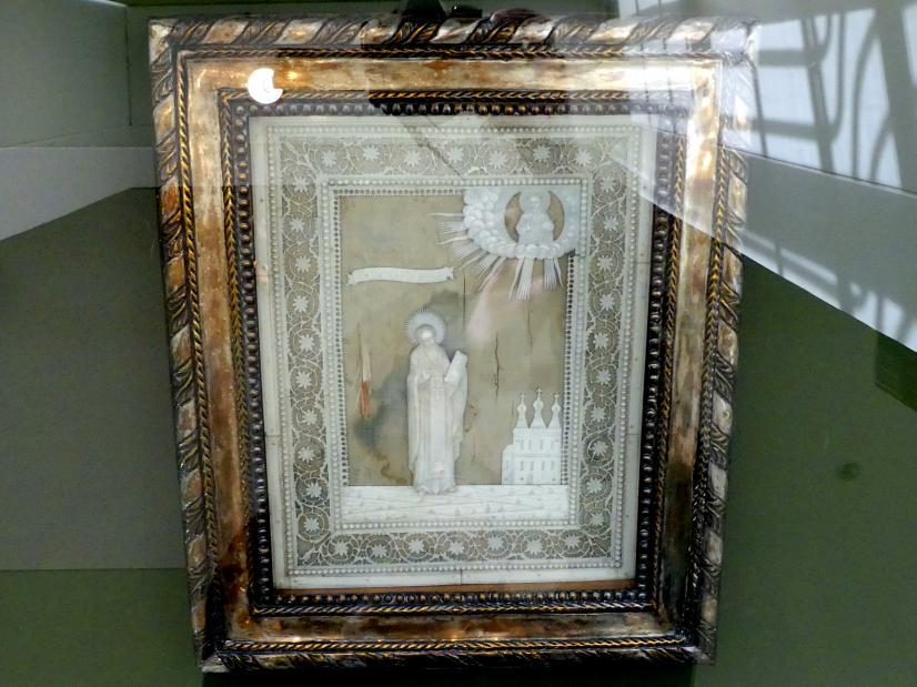 Hl. Basilius der Große, Kirchenvater, Mitte 19. Jhd.