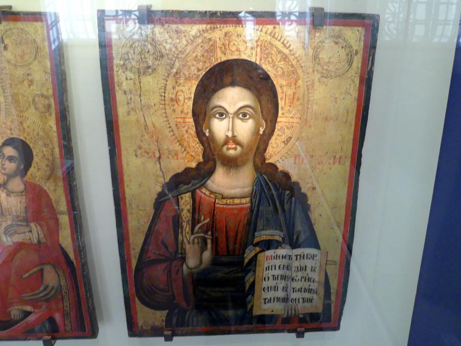 Jesus Christus Pantokrator, 18. Jhd.