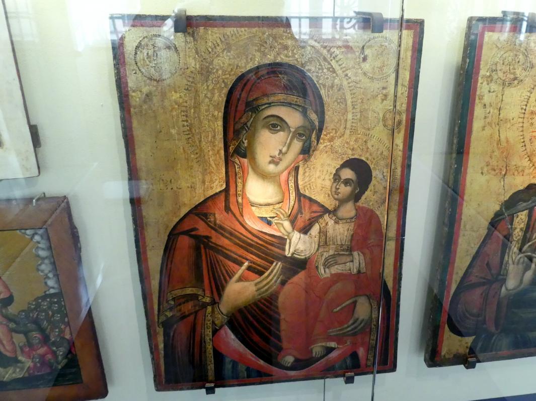 Gottesmutter Theotokos, 18. Jhd.