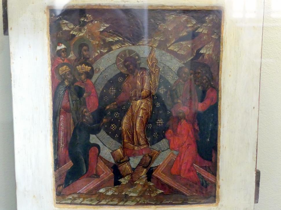 Die Höllenfahrt Christi - Anastasis, um 1600