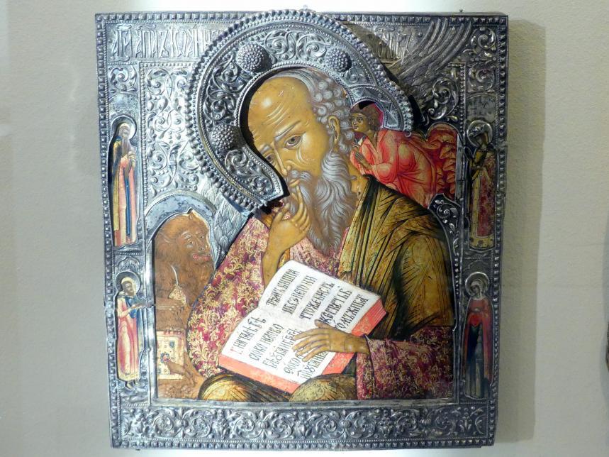 Heiliger Johannes der Evangelist im Schweigen, um 1800