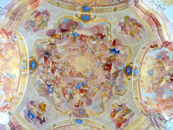 Johann Georg Etgens: Fresken, Undatiert