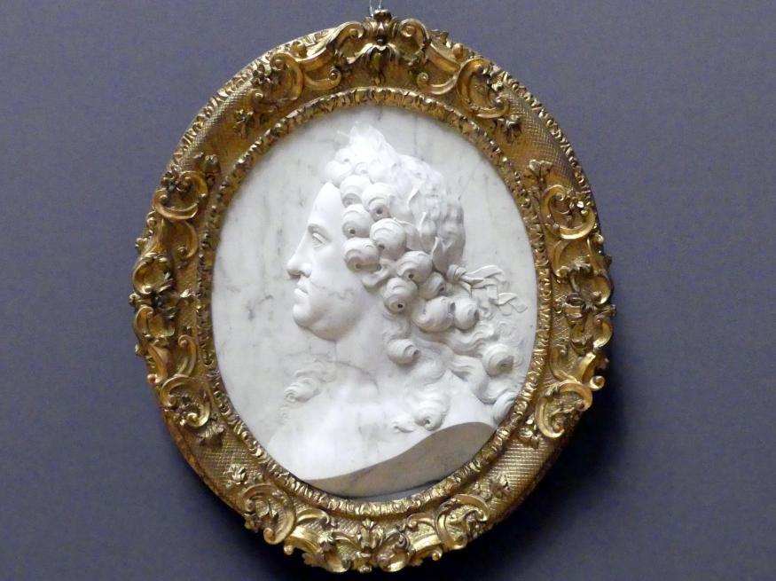 Georg Raphael Donner: Kaiser Karl VI., um 1734
