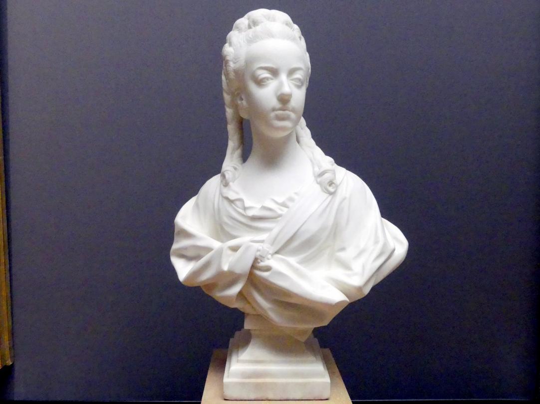Jean-Baptiste Lemoyne: Erzherzogin Marie Antoinette, Dauphine von Frankreich, 1771