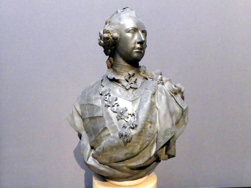 Franz Xaver Messerschmidt: Kaiser Joseph II., Um 1765