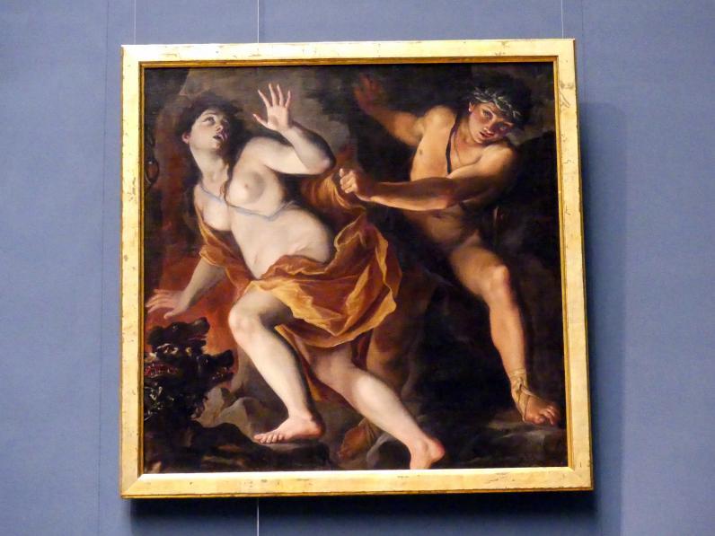 Giovanni Antonio Burrini: Orpheus und Eurydike, um 1695 - 1705