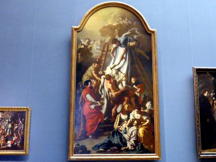 Francesco Solimena: Kreuzabnahme, um 1731