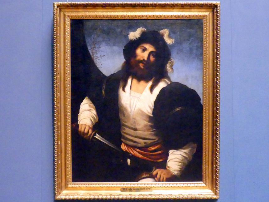 Pietro della Vecchia: Krieger, Um 1640