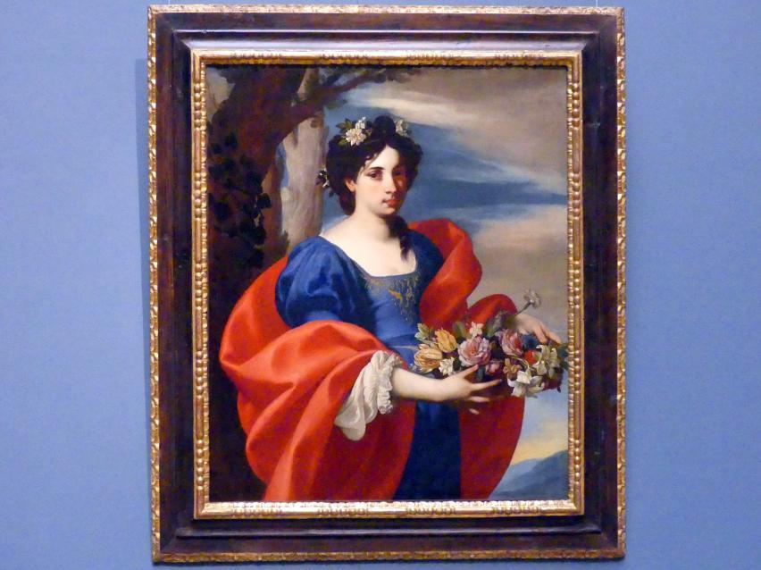 Pacecco De Rosa (Giovan Francesco De Rosa): Flora, Um 1645 - 1650