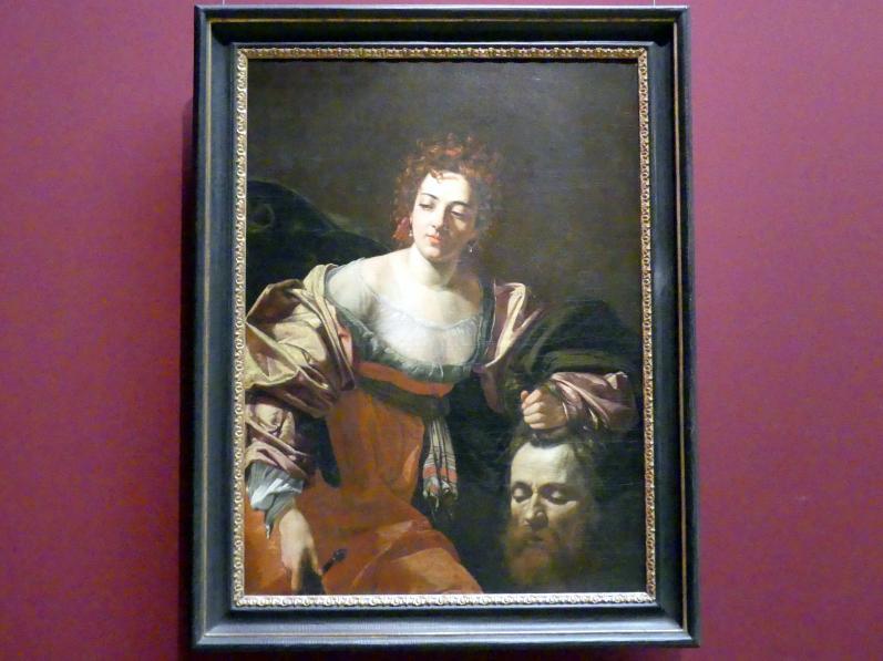 Simon Vouet: Judith mit dem Haupt des Holofernes, Undatiert