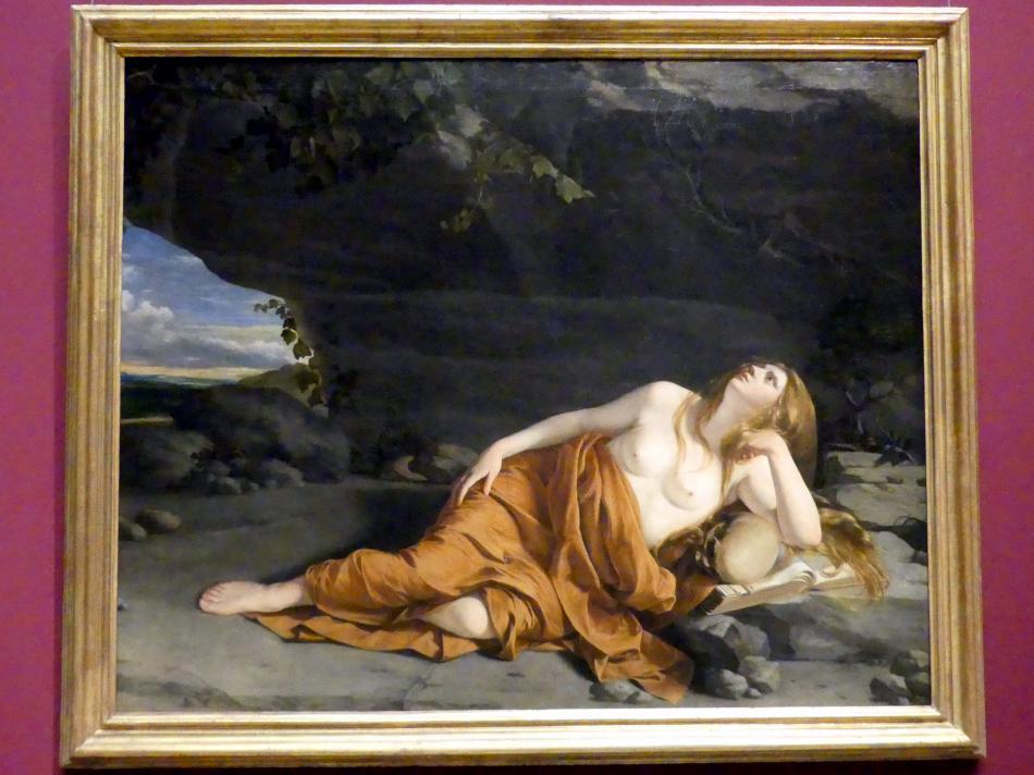 Orazio Gentileschi: Büßende Maria Magdalena, Um 1622 - 1628