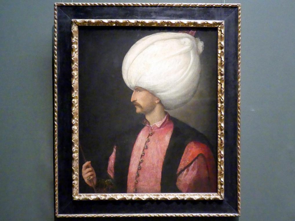 Sultan Suleiman II. (1495/96 - 1566), Undatiert