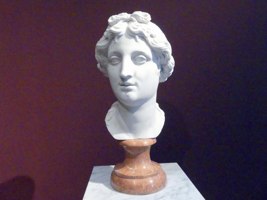 Simone Bianco: Weibliche Allegorie, Beginn 16. Jhd.