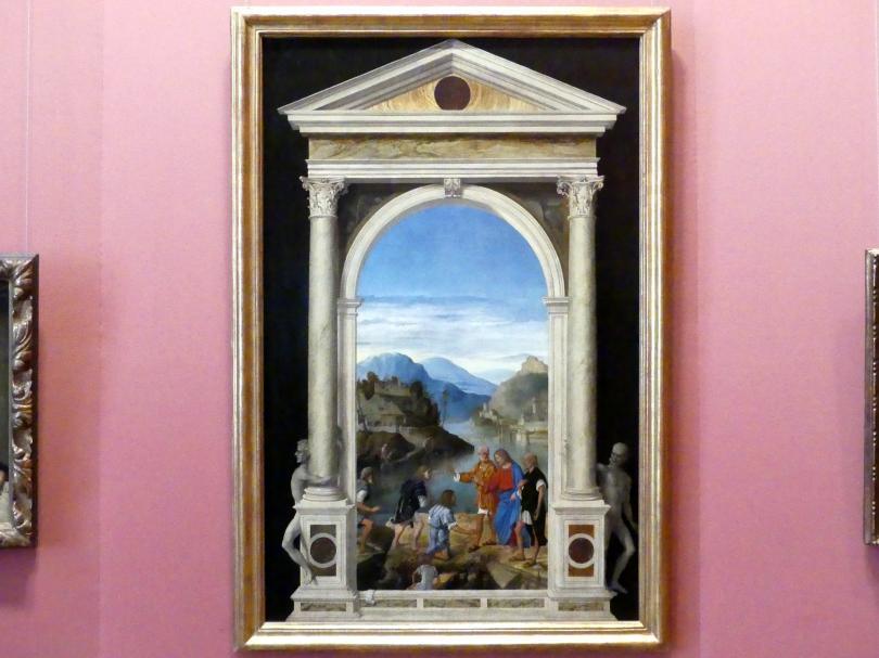 Marco Basaiti: Berufung der Söhne des Zebedäus, 1515