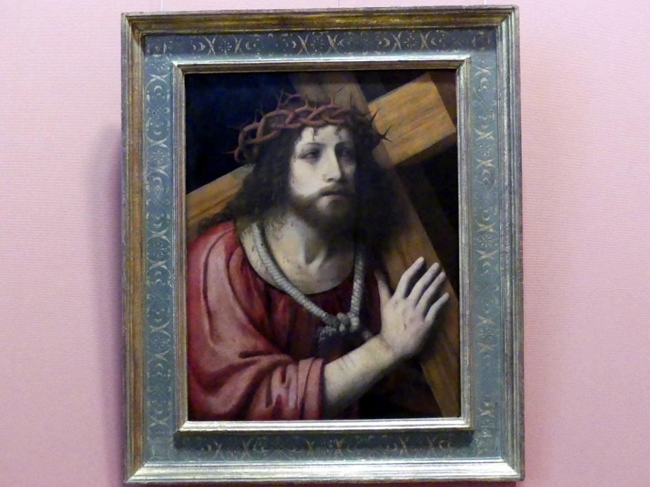 Bernardino Luini: Kreuztragender Christus, um 1510 - 1515