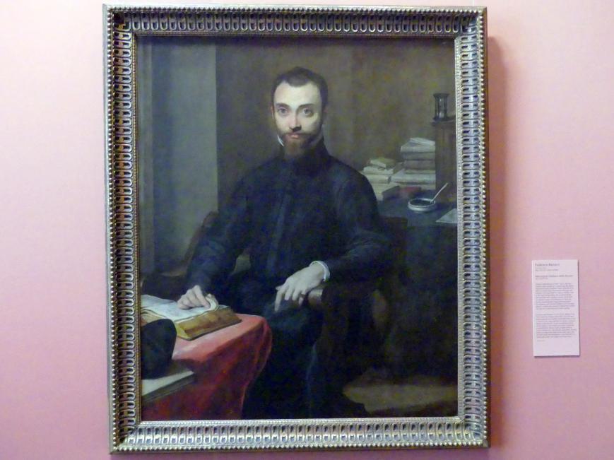 Federico Barocci: Monsignor Giuliano della Rovere, um 1595