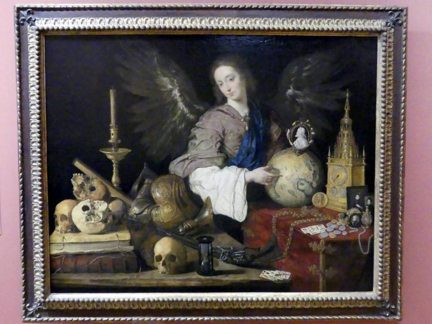Antonio de Pereda: Allegorie der Vergänglichkeit, Um 1634