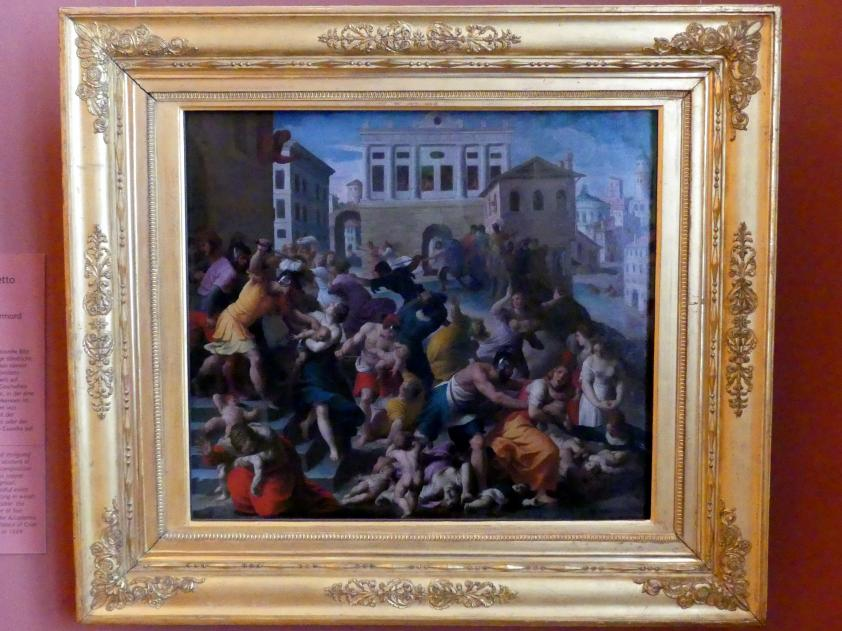 Alessandro Turchi (L'Orbetto): Bethlehemitischer Kindermord, um 1610 - 1615