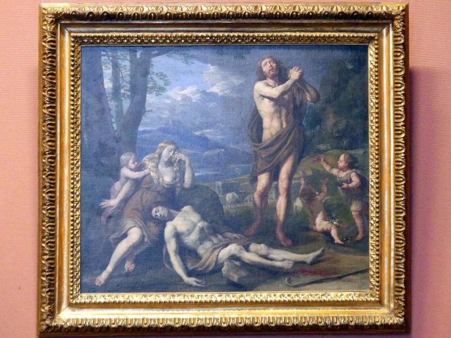 Philippe de Champaigne: Beweinung Abels, um 1656