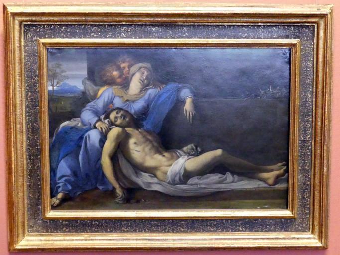 Annibale Carracci: Pietà, Um 1603