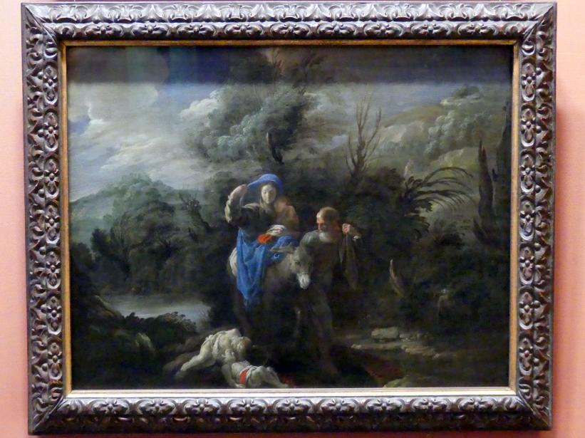 Domenico Fetti: Flucht nach Ägypten, Um 1622 - 1623