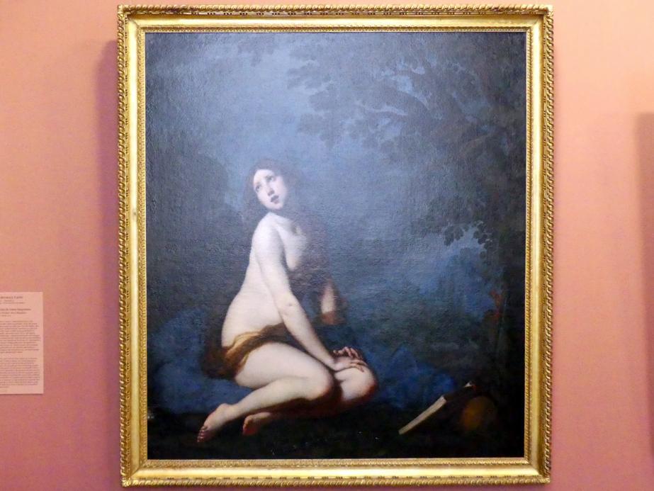 Francesco Furini: Büßende Maria Magdalena, um 1634