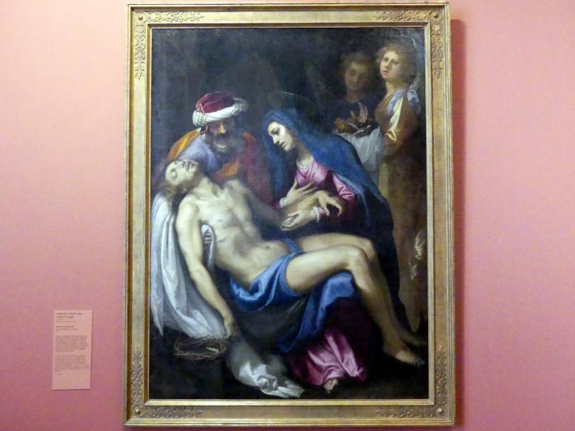 Ludovico Cigoli (Lodovico Cardi da Cigoli): Beweinung Christi, 1599