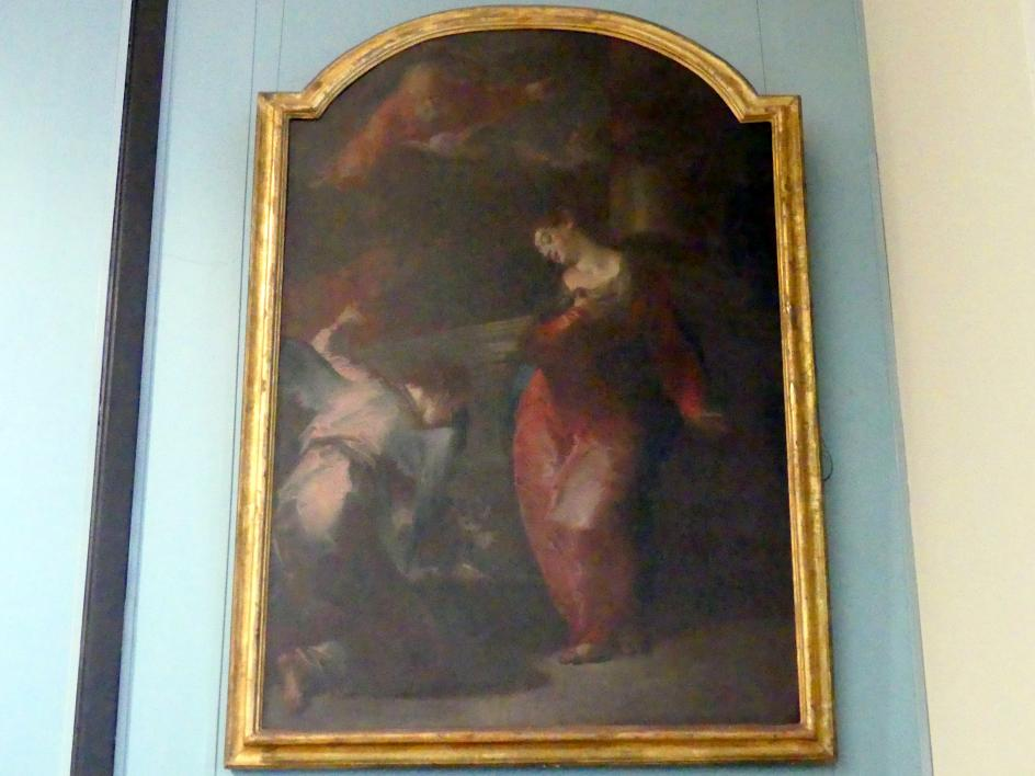 Giuseppe Bazzani: Verkündigung Mariä, um 1750 - 1755