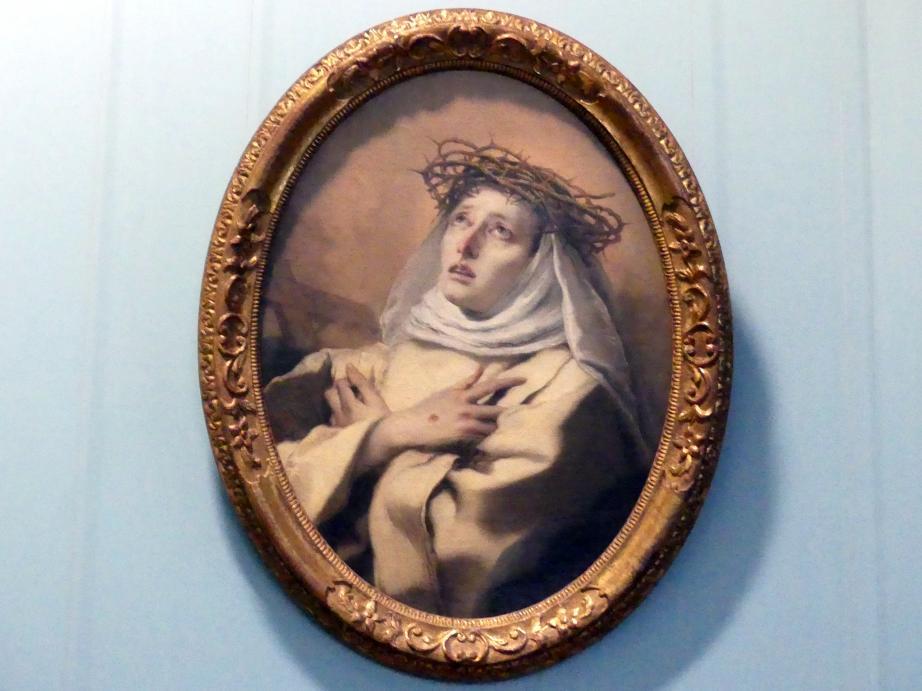 Giovanni Battista Tiepolo: Hl. Katharina von Siena, 1746