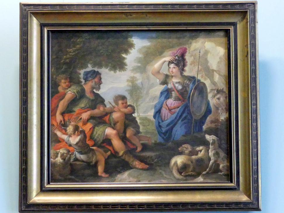 Paolo De Matteis: Erminia bei den Hirten, um 1715