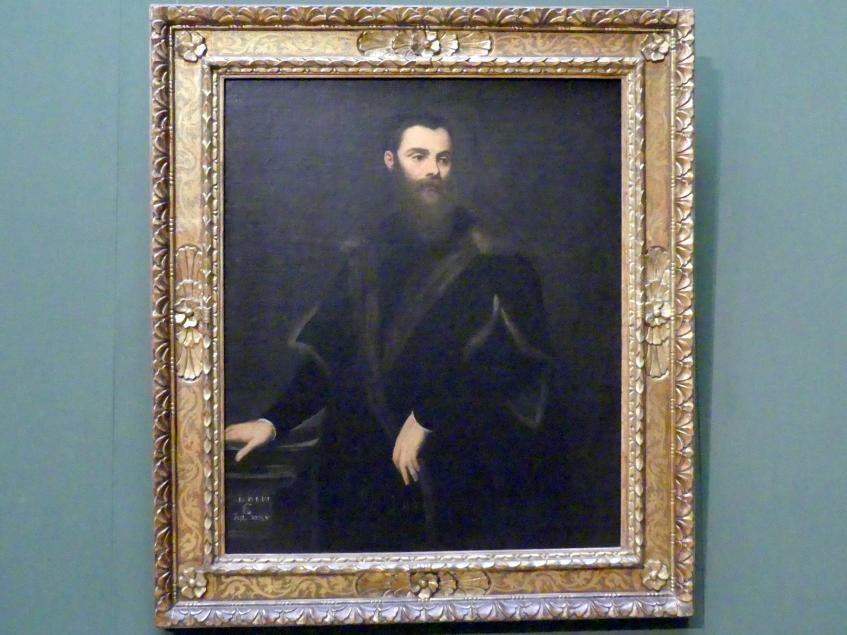 Jacopo Robusti (Tintoretto): Lorenzo Soranza, Um 1553
