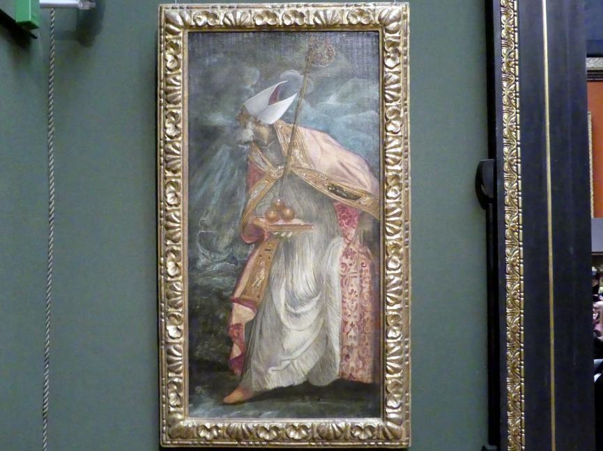 Tintoretto (Jacopo Robusti): Hl. Nikolaus von Bari, 1554 - 1555