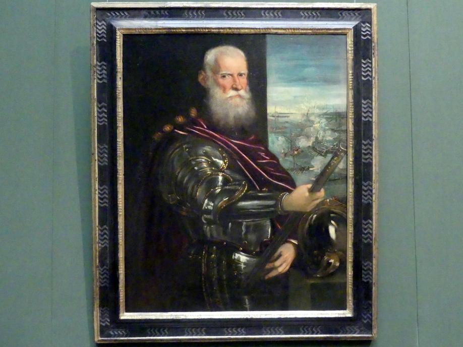 Jacopo Robusti (Tintoretto): Sebastiano Venier, Nach 1571