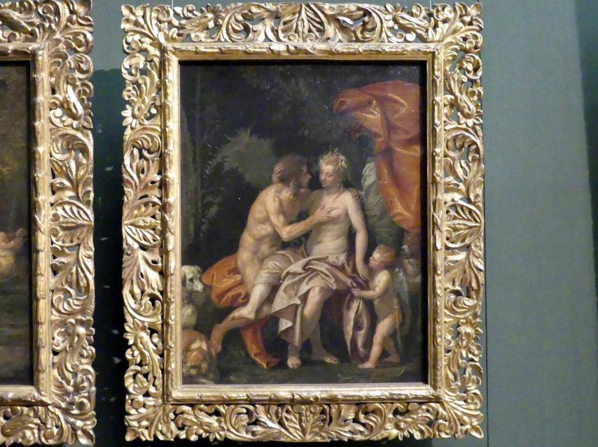 Paolo Caliari (Veronese): Venus und Adonis, um 1586