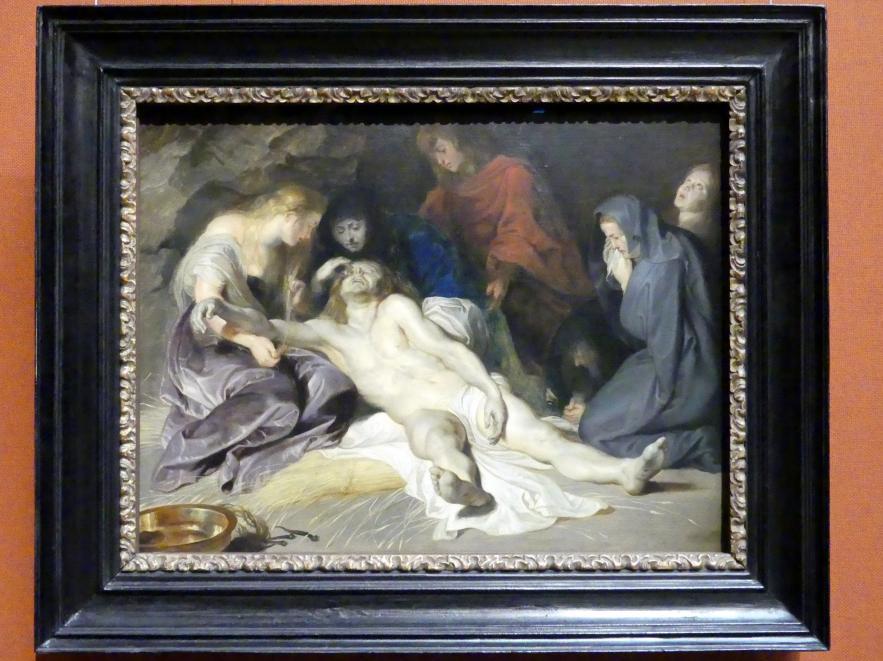 Peter Paul Rubens: Beweinung Christi, 1614